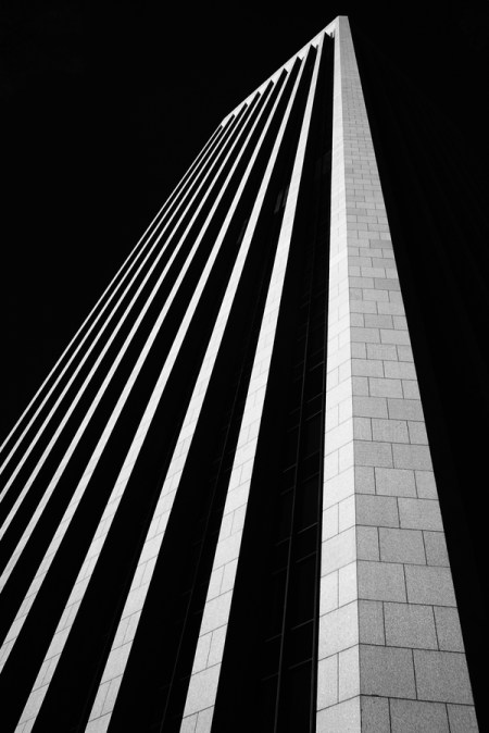 Exterior Views – black and white photos of American buildings by Jeff Clay