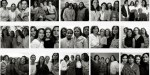 Four sisters, 25 years - a portait series by Nicholas Nixon