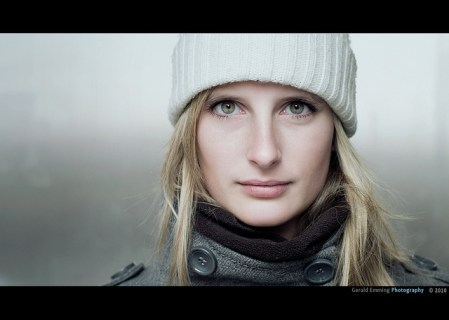 The 30 seconds project – street portrait photography by Gerald Emming