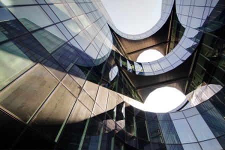 Modern architecture from London – photos by Alex Robertson