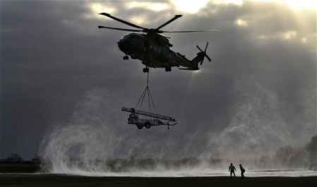 The Royal Air Force photographic competition 2011 winners