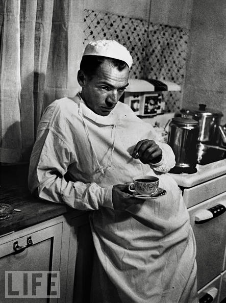 Eugene Smith's 'Country Doctor' – classic photos from LIFE Magazine