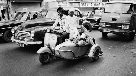 In pictures: Mumbai – Chronicles of a past life