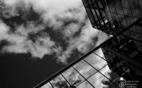 Photo blog photo: 'Quartermile clouds'