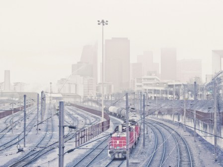 Lost Train – urban photos from Franck Bohbot