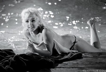 Lost Marilyn Monroe photos by Lawrence Schiller