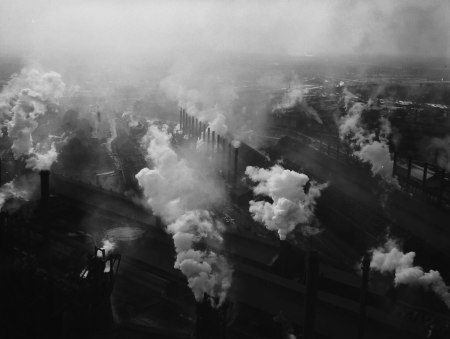 America From a Helicopter – aerial photos from 1952 by Margaret Bourke-White