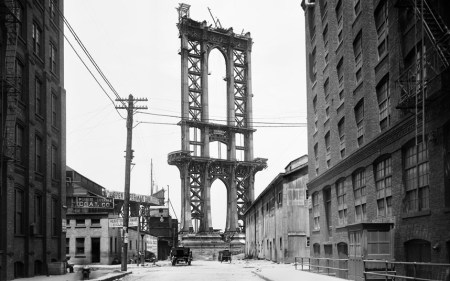 Historic New York – black and white urban photos