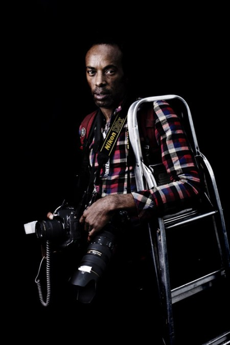 The Photographers of London Fashion Week – by Chris Brock