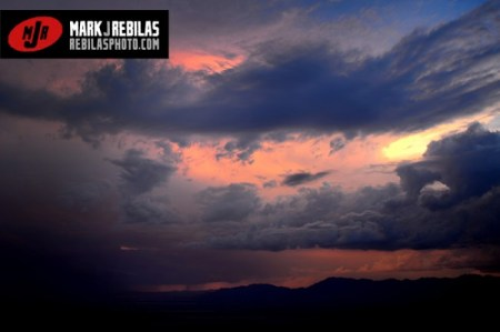 Monsoon Storms over Phoenix – photos by Mark Rebilas