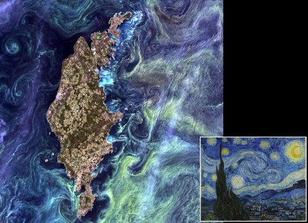 Earth as Art: beautiful satellite images of Earth from the Landsat programme