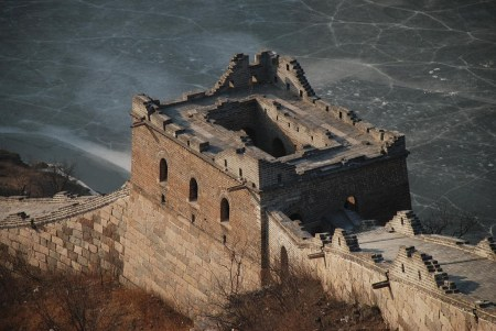 The Great Wall of China – in pictures