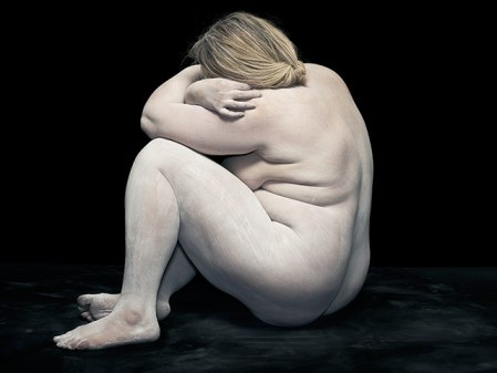 The naked and the dead: nude photos by Nadav Kander