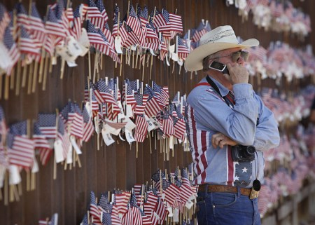 On the Border – The Mexico/USA border in pictures