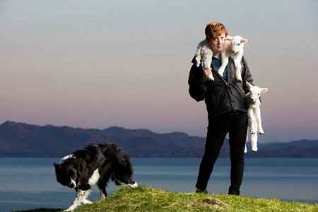 Moving back to the Land: Sarah Boden returns to Eigg
