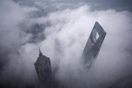 Cities in the clouds