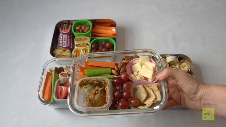 4 no cook lunches easy snack box lunch ideas