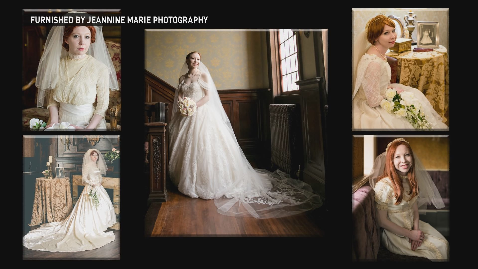 MN Bride Honors Family With Wedding Dresses