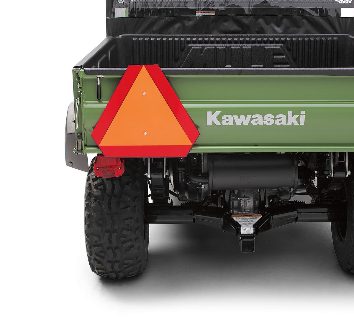Kawasaki Mule 550 Trailer Hitch