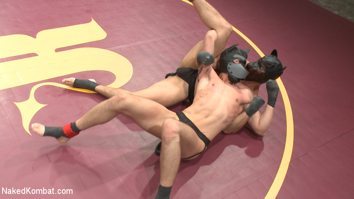 Brock Avery vs. Tyler Rush - The Dog Fight - Naked Kombat