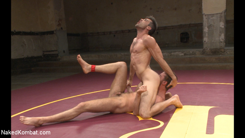 Lance Hart vs Brendan Patrick - gay