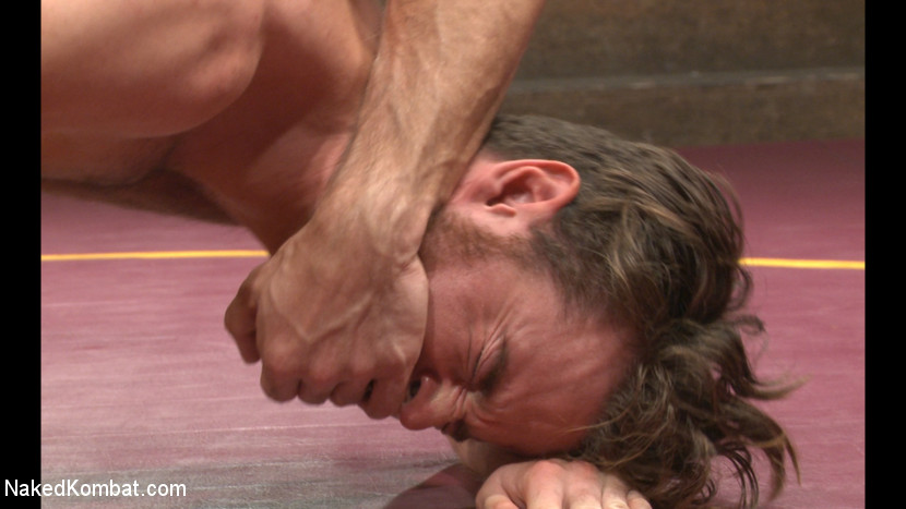 Lance Hart vs Brendan Patrick - anal