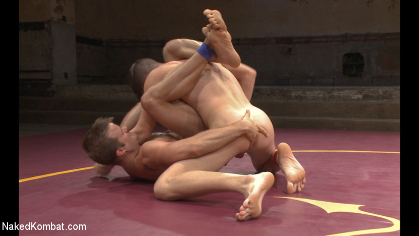 Shawn Andrews vs Connor Patricks - Fingering