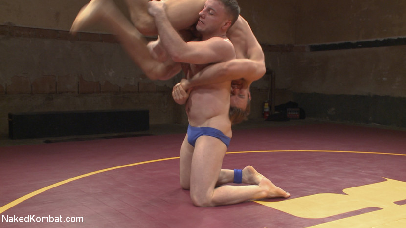 Champ vs Champ: Connor Patricks takes on Doug Acre - wrestling
