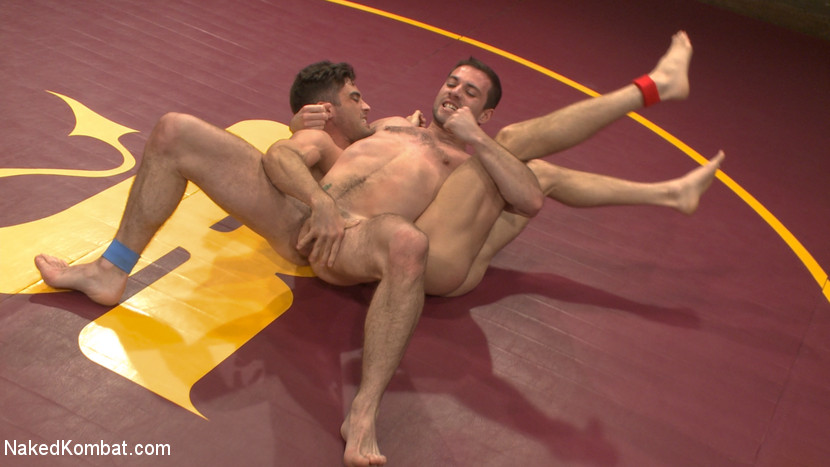 Lance Hart vs. Dylan Knight: Loser Gets a Wicked Wedgie and a Rough Fuck - CBT