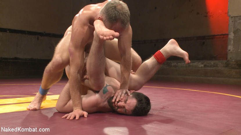 Chris Burke Goes Balls to the Wall with Jackson Fillmore - blowjob