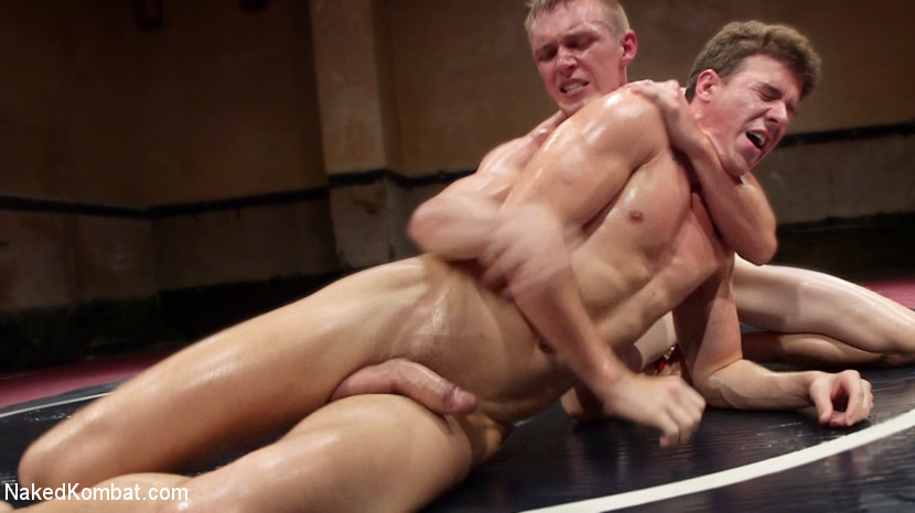 Southern Boys with Giant Cocks Wrasslin' in Oil: JJ Knight vs Zane Anders - role play