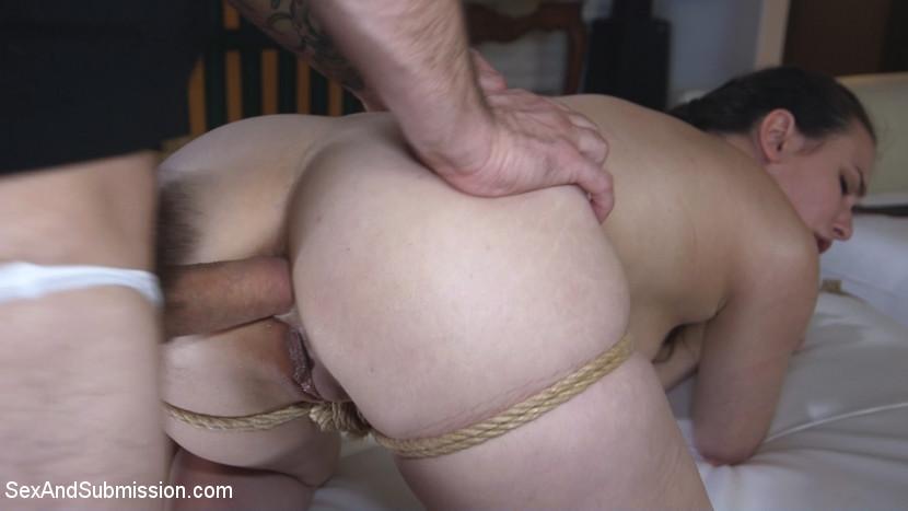 Anal лейтенант - вагинальное проникновение