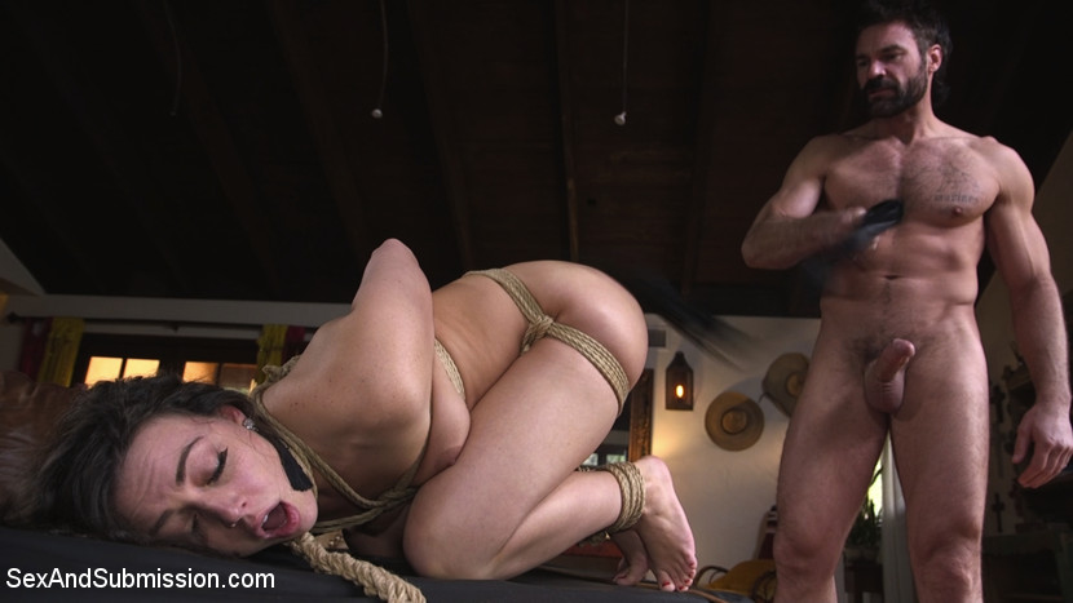 Sexual Affliction - rope bondage