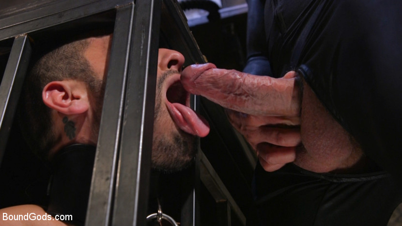 Dominic Pacifico and Chance Summerlin: Serve and Submit - KinkMen