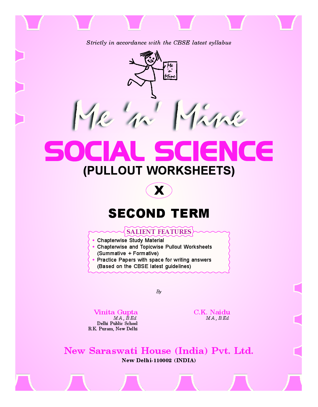Download Me N Mine Social Science Second Term For Class X