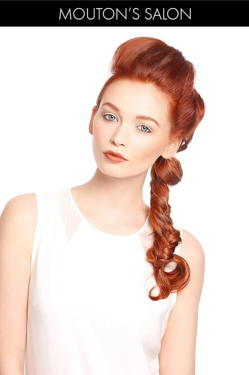 Copper Hair Color for Spring