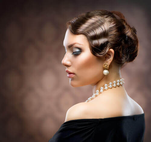 Image Result For Retro Wedding Hairstyles