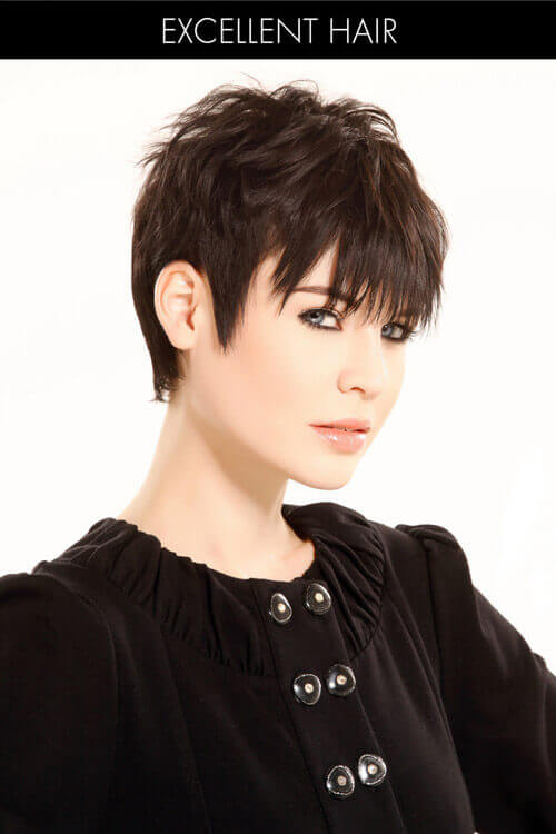 34 Perfect Short Haircuts And Hairstyles For Thin Hair 2019