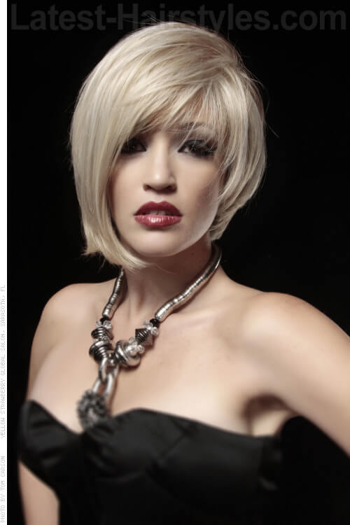 The Newest Amp Hottest Haircuts For Oval Faces