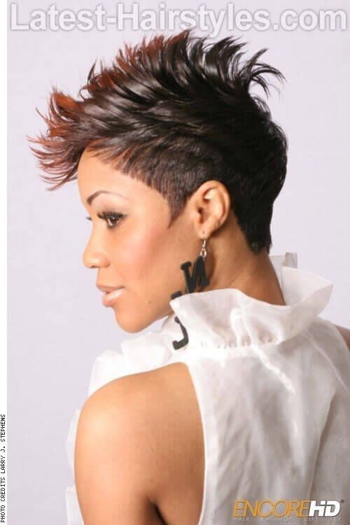 20 Black Womens Hot Hairstyles For Square Faces
