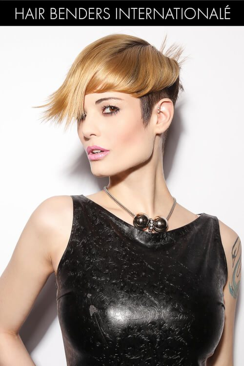 Two Toned Hair Color for Spring