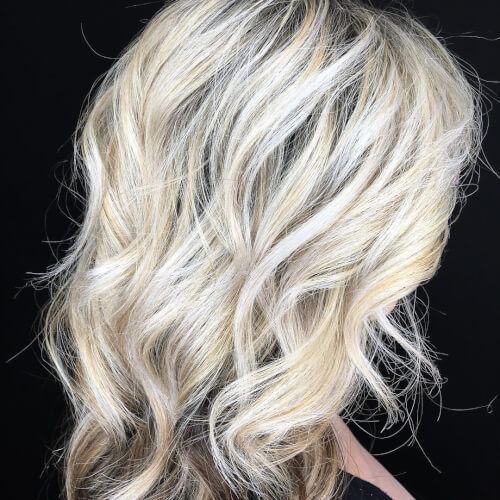 Platinum Silver Hair Color Find Your Perfect Hair Style