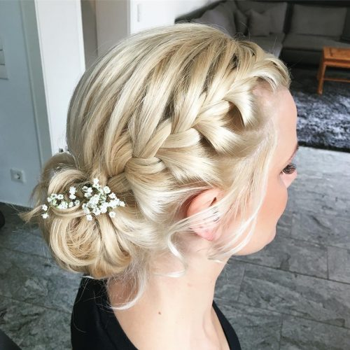 38 French Braid Hairstyles That Add Flair To Your Look