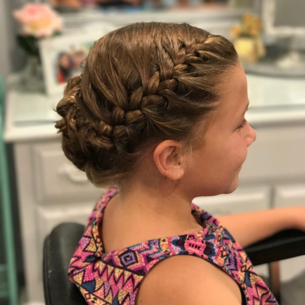 32 Adorable Hairstyles For Little Girls