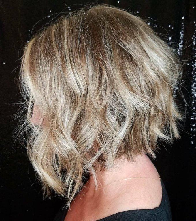 46 chic choppy bob hairstyles for 2019