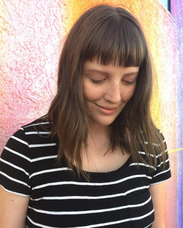 23 chic choppy bangs for women that are popular for 2019