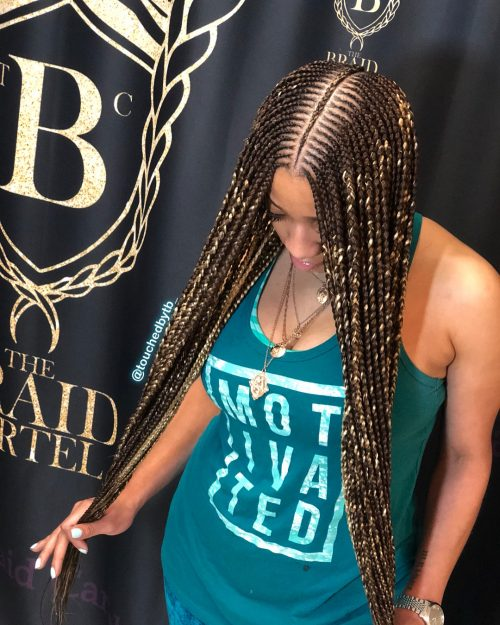 23 Fantastic Feed In Braids For 2019 2 3 4 5 Amp 6