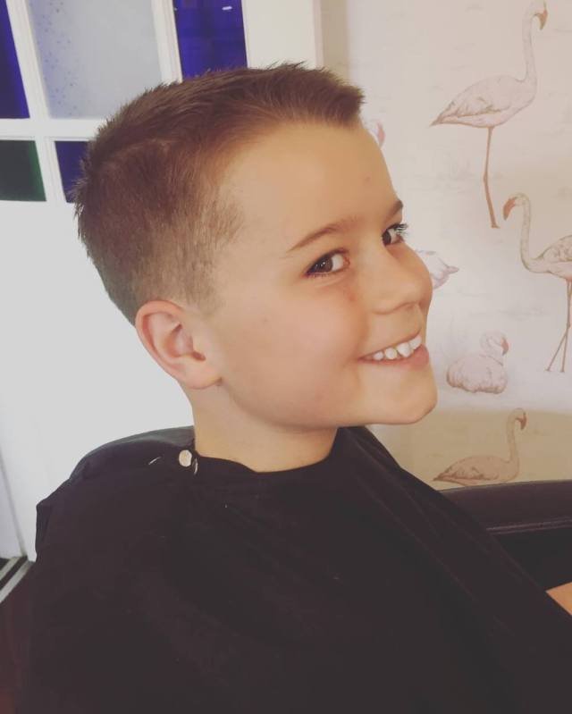 28 coolest boys haircuts for school in 2019