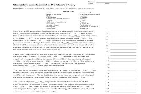 Atomic Theory Timeline Worksheet Answers moreover Introduction To The Periodic Table Worksheet Answers ly Atomic besides Bohr Model Of The Atom Worksheet Development Of Atomic Theory furthermore Atomic Theory Worksheet further  as well Atomic Model Timeline – the 16 Best atomic theory Images On likewise Subatomic Particles Lesson Plans   Worksheets   Lesson Pla further The Development of Atomic Theory   ppt video online download likewise History of the Atom  Atomic Theory    YouTube furthermore Bohr atomic Model Worksheet – Fronteirastral together with Cl notes on atomic theory furthermore Development Of atomic theory Worksheet Best Of James Kennedy moreover Text Structure Worksheet Pdf Development atomic theory Worksheet New furthermore Periodic Table Yaad Karne Ka Fresh 15 Best Development as well Atomic Structure Review Worksheet Answer Key ly Development Of together with Atomic Theory Worksheet  1    Atoms  62 views. on worksheet development of atomic theory