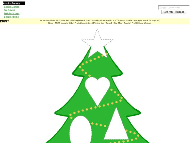Christmas Shapes Worksheet Merry Christmas And Happy New Year 2018